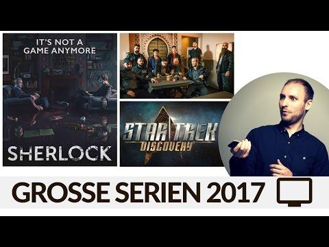 Diese Serien kommen 2017 | Star Trek, Sherlock und Co. | Serien Starts 2017
