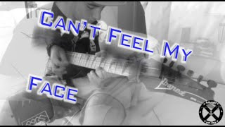 Скачать Cant Feel My Face The Weeknd Our Last Night Guitar Cover HD