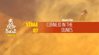 Dakar 2020 - Stage 7 - Cornejo in the dunes