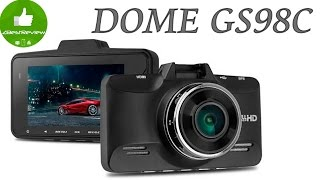✔ Dome GS98C Отличный Видеорегистратор с GPS и 108060fps. Gearbest(Dome GS98C Отличный Видеорегистратор с GPS и 108060fps ▻ КупитьBuy на Gearbest: http://goo.gl/wWBOvE ▻Dome website: ..., 2015-12-22T22:42:18.000Z)
