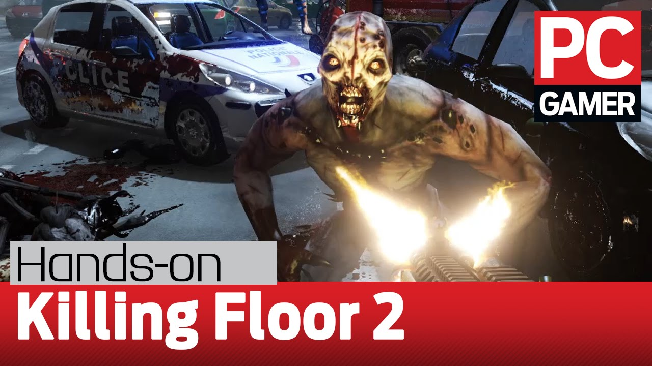 online matchmaking killing floor 2