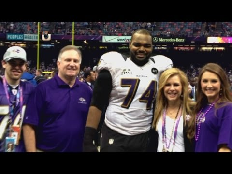 Michael oher dating who