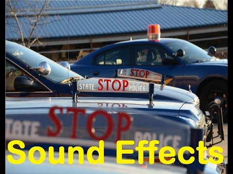 Car Stop Sound Effects All Sounds
