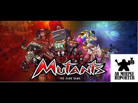 Video règle mutant
