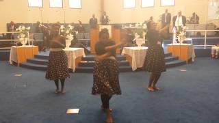 I Got a Testimony Praise Dance