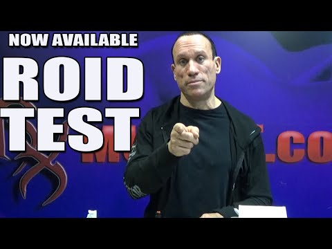 Are Your Steroids Real? ROIDTEST Answers Your Questions