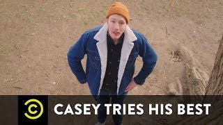 Animal Rescue - Casey Tries His Best
