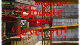 TDP4 Update... Level 70!!!