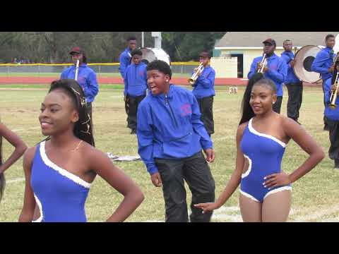 Wilcox Central High School Marching Band | Field Show | At Selma's Battle Of Bands Competition |