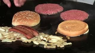 Star Burger Recipe! (Shooting Star Saloon)