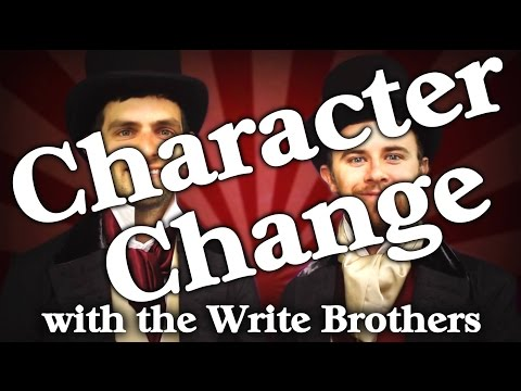 How characters develop in stories
