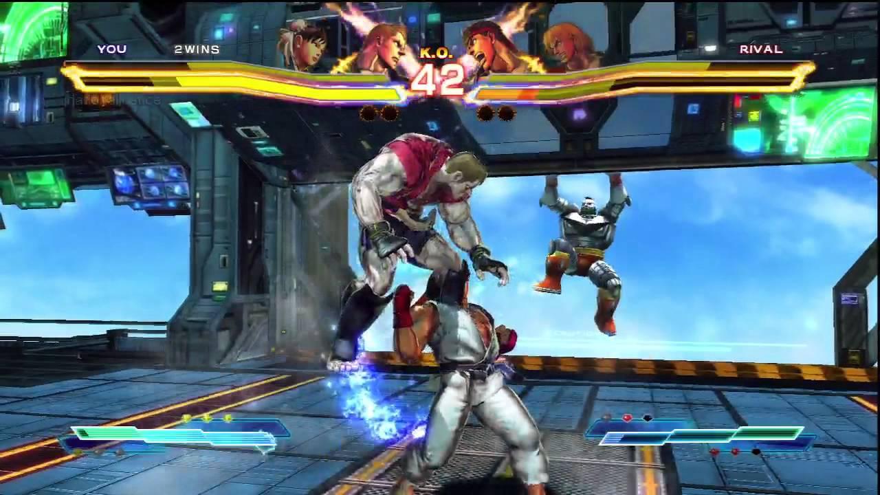 Street Fighter 4 xxx