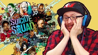 People Watch Suicide Squad For The First Time