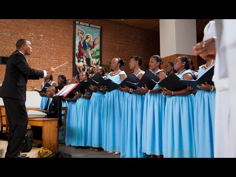 CHORALE De KIGALI CELEBRATES 50 YEARS IN STYLE YouTube