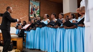 CHORALE de KIGALI CELEBRATES 50 YEARS IN STYLE.