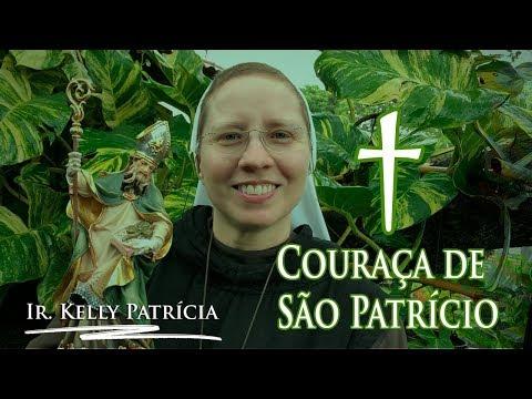 Couraça de São Patricio - Ir Kelly Patricia