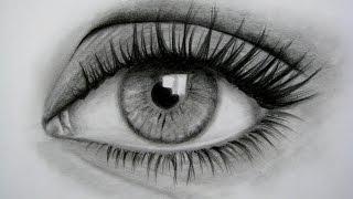 Download lagu Cómo dibujar un ojo realista y PESTAÑAS!! Paso a Paso