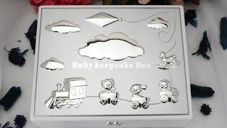 Baby Keepsake Box - Unique Designs