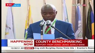 Benchmarking in Makueni county
