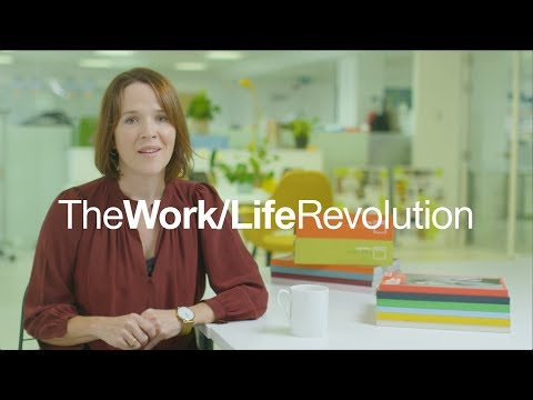 The Work/Life Revolution Trailer | Stylus