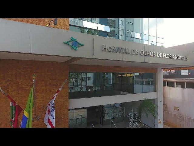 10 Anos Hospital de Olhos de Florianópolis - HOF 31/01/21