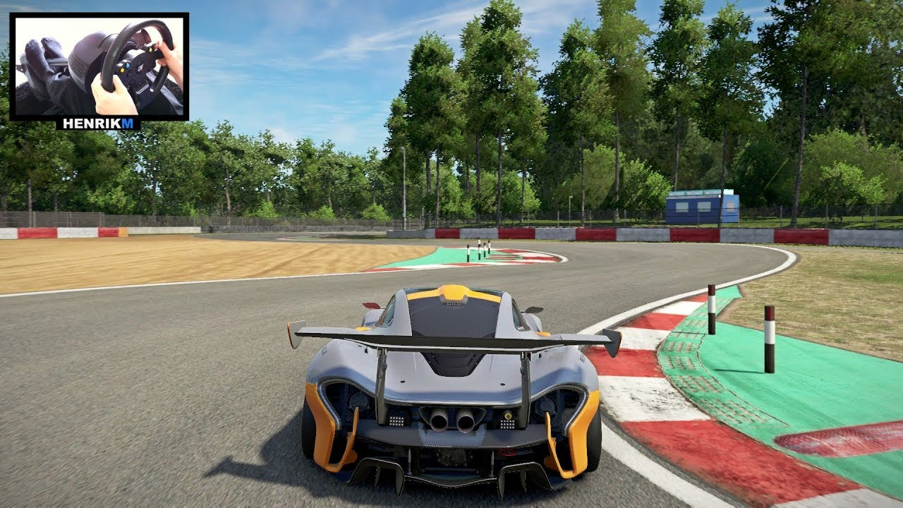Mclaren p1 gtr project cars 2 youtube - Project cars mclaren p1 ...