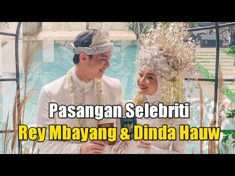 Biodata Rey Mbayang & Dinda Hauw - YouTube