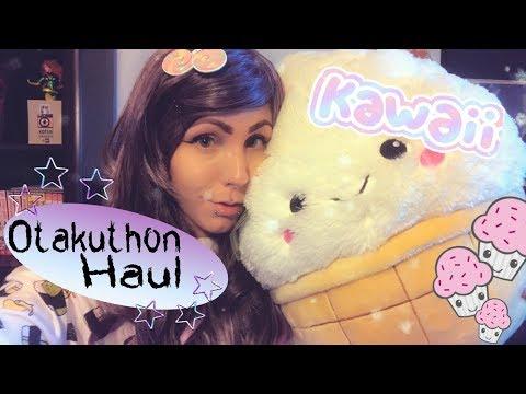 kawaii-con-haul- -otakuthon