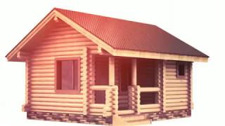 Срубы домов и бань на заказ 89203088962(, 2017-05-12T13:18:10.000Z)