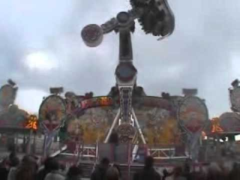 Flying Circus, Barth 2002