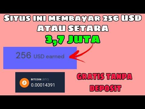 Faucet Bitcoin Gratis Terbaru 2021 •| Earn Bitcoin Tercepat Tanpa Deposit