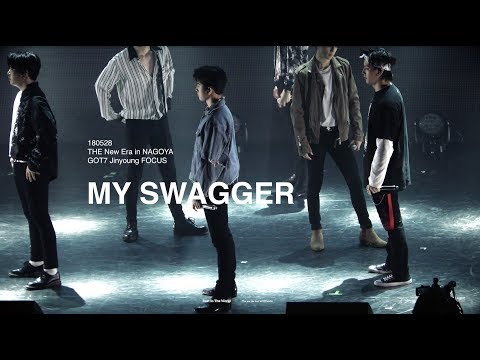 [4K] 180528 GOT7 Japan Hall Tour In NAGOYA MY SWAGGER - (GOT7 진영)