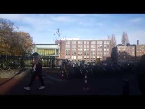 IWAL UvA Amsterdam route