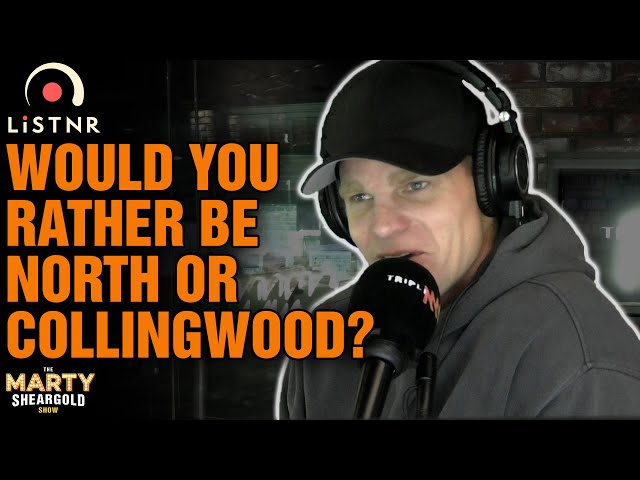 Nick Riewoldt Previews Round 8 Including A Grand Final Rematch   The Marty Sheargold Show   Triple M