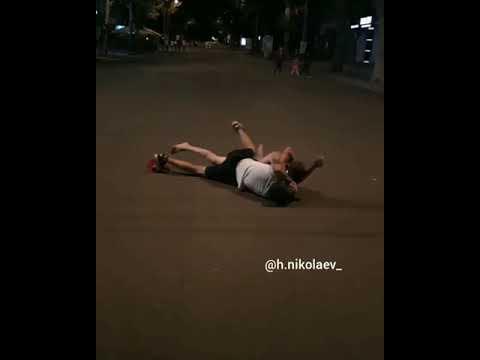 """Видео """"h.nikolaev_"""": Драка"""
