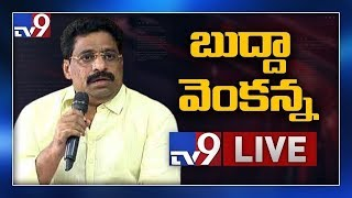 TDP Buddha Venkanna Press Meet LIVE - TV9