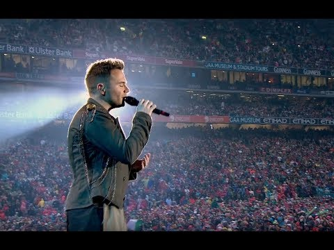 Westlife - Safe (Live 2012) 4K Ultra HD