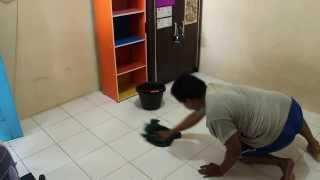 Dino Tips - Episode - 3 : Cara Merapikan Kamar Kost