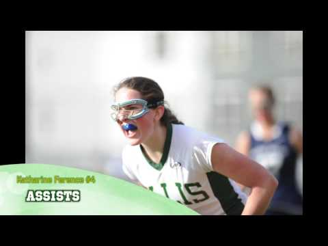 Katharine Ference #4 (Condensed Version) The Ellis School Girls Lacrosse 2017 Highlight Video