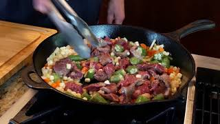 Recipes from the Road: Chesapeake Duck Stew Video