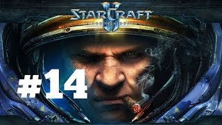 StarCraft 2 - Страшная правда - Часть 14 - Эксперт - Прохождение Кампании Wings of Liberty