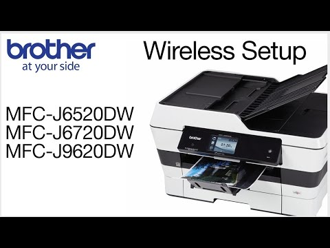 DRIVER FOR BROTHER MFC-J6920DW LAN