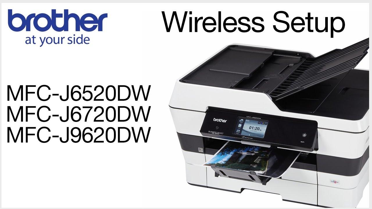 Brother MFC-J6920DW Printer Update