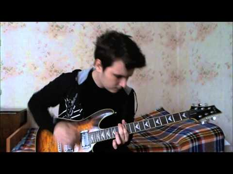 Three Days Grace - Take Me Under (guitar cover)