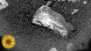 Mysterious objects on Mars puzzle NASA!
