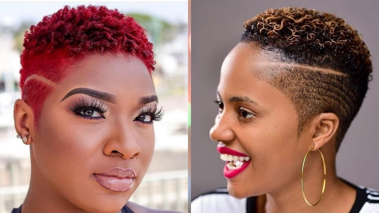 100 Best Short Cut Hairstyles For Black Ladies Chic Fall 2020 Winter 2021 Short Hairstyle Ideas Youtube