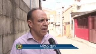 Câmara nas Ruas: Instalação de postes no bairro Jd. Vista Alegre - 03/08/2017