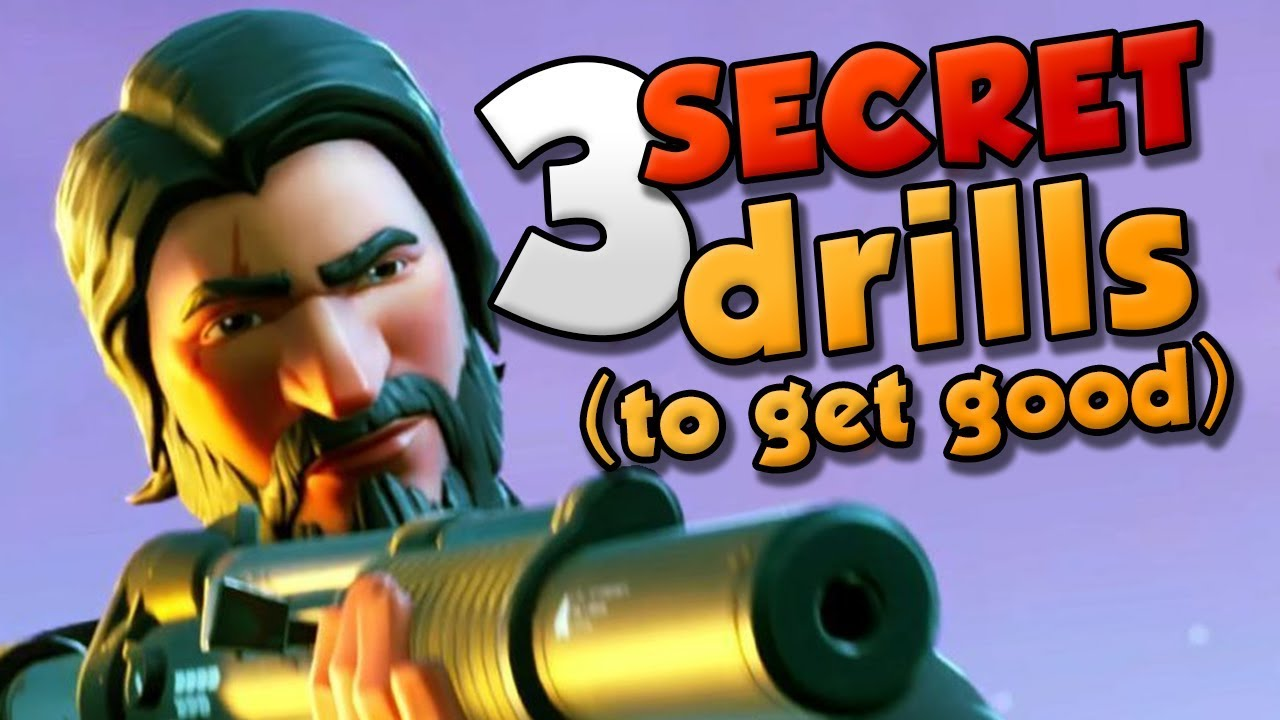 Top 3 Secrets you need to Get Good! - Fortnite Battle ...