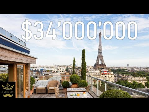 Top 10 Most Expensive Apartments in Paris
