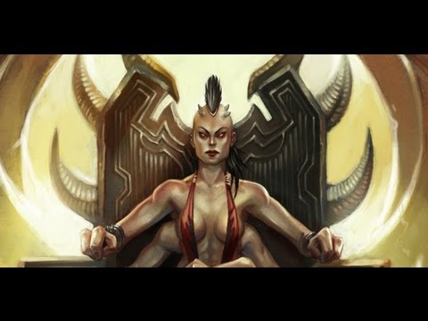Mortal Kombat | Chatroom Session | SHEEVA IS HERE!